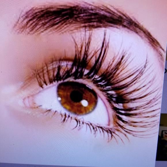 Makeup Shawzae Thertical Human Hair Lash Extension Poshmark